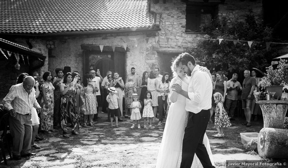 La boda de Kike y Patricia en Las Vilas Del Turbon, Huesca