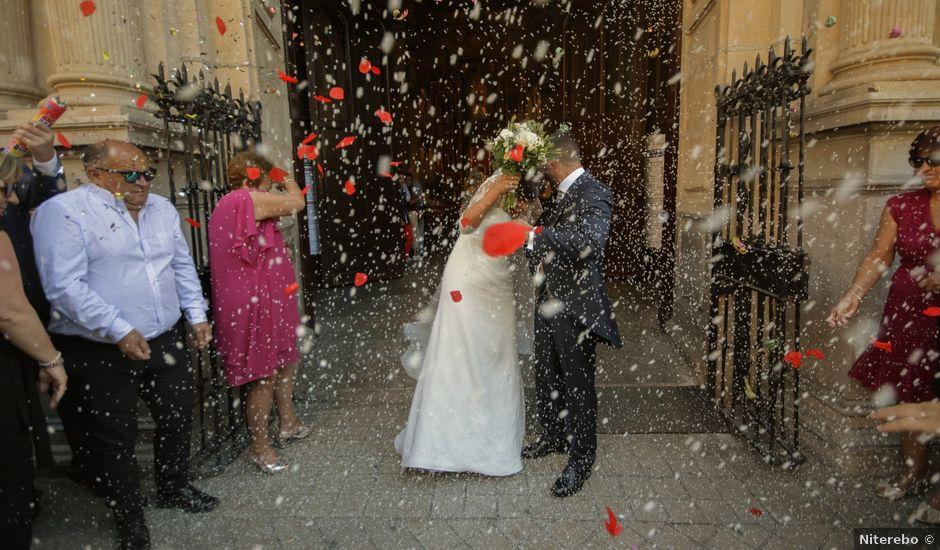 La boda de Ismael y Inmaculada en Granada, Granada