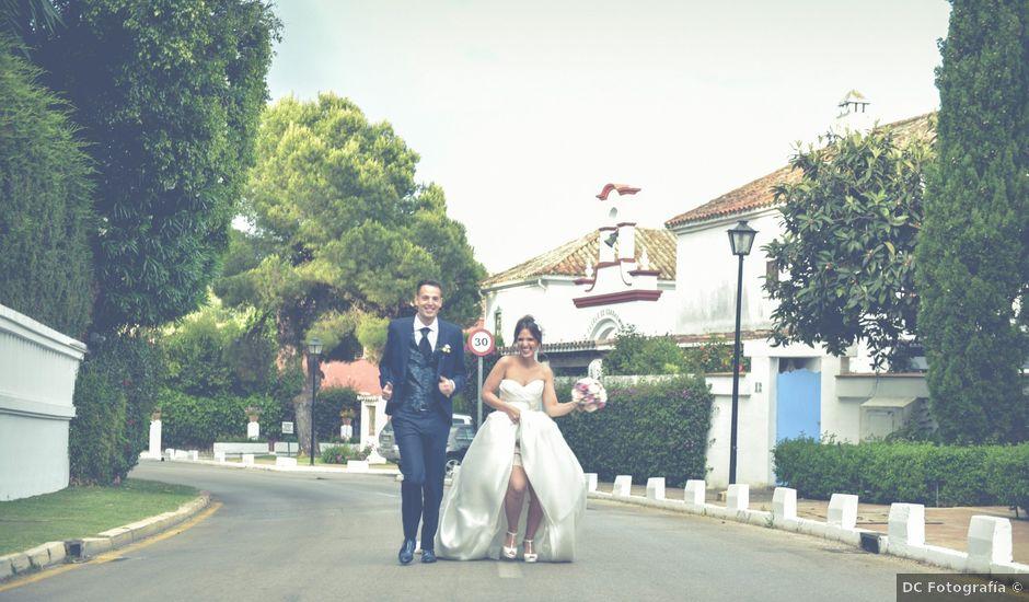 La boda de Alejandro y Jennifer en Marbella, Málaga