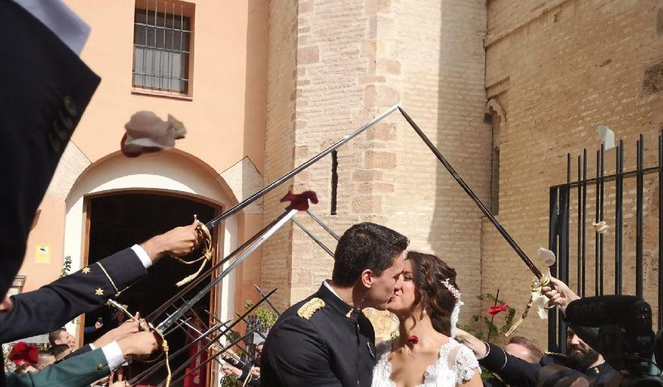 La boda de Alejandro  y Carmen en Sevilla, Sevilla