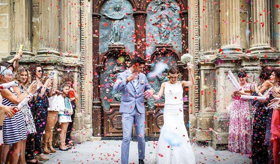 La boda de Virginia y Cristian en Hondarribia, Guipúzcoa