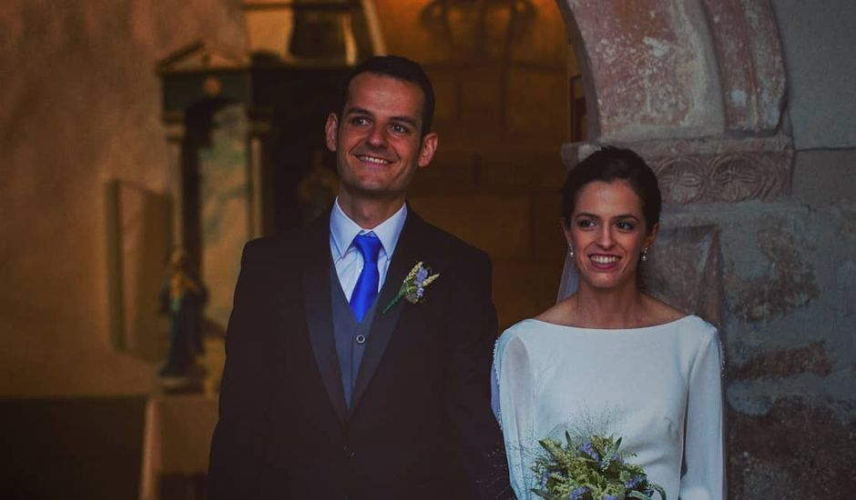 La boda de Miguel y Laura en Matabuena, Segovia