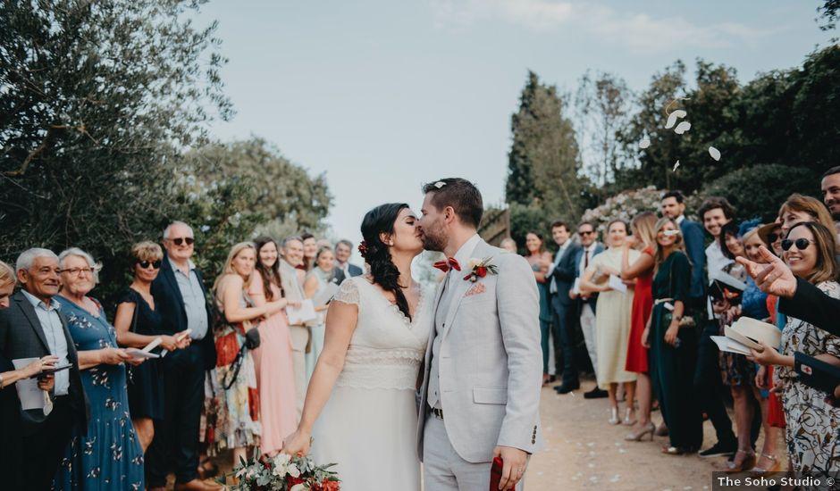 La boda de Clement y France en La Bisbal d'Empordà, Girona