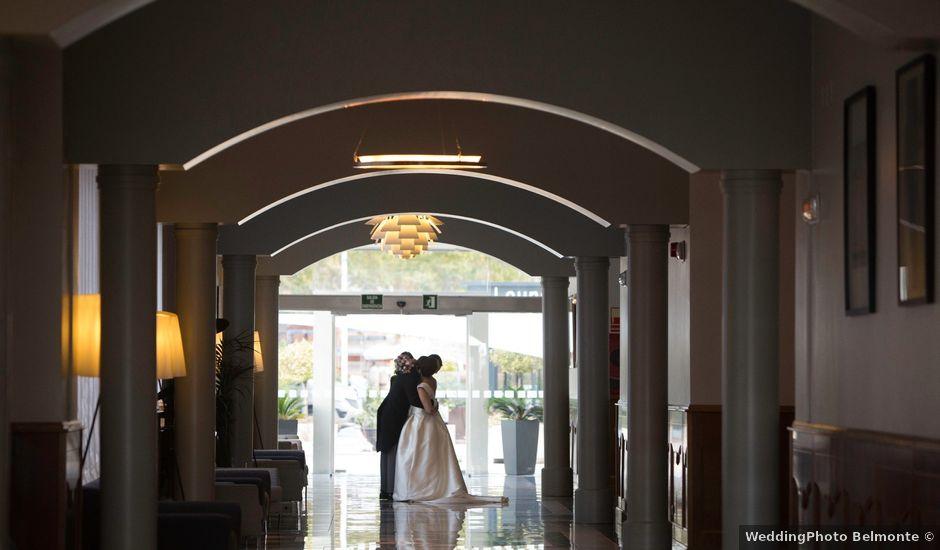 La boda de Alberto y Teresa en Madrid, Madrid
