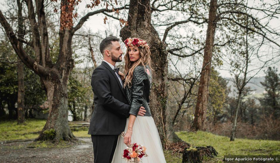 La boda de Haritz y Noe en Hernani, Guipúzcoa
