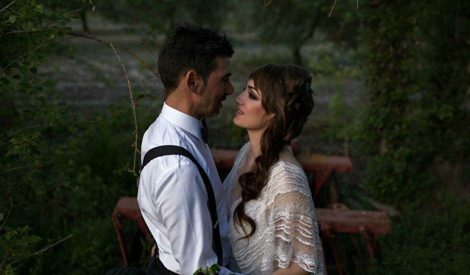 La boda de Juan Alberto y Marisol en Aguilar De La Frontera, Córdoba