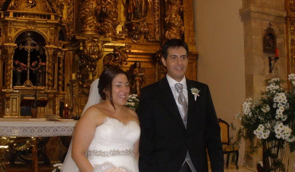 La boda de Aroa y Sergio  en Reinosa, Cantabria
