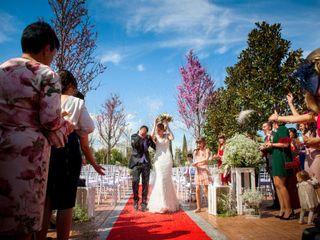 La boda de Miriam y José David