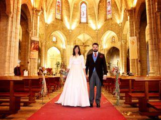La boda de Bea y Adri