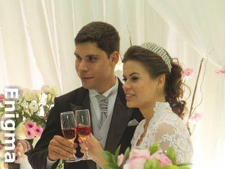 La boda de Daniele y Galileu 1