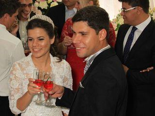 La boda de Daniele y Galileu
