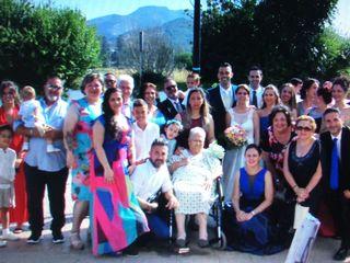 La boda de Youssef y Inmaculada  1
