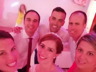 La boda de Youssef y Inmaculada  2