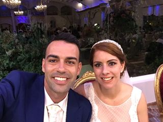 La boda de Youssef y Inmaculada