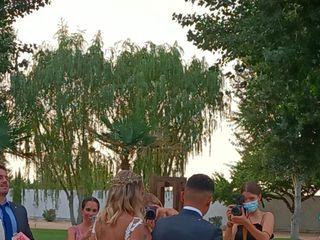 La boda de Ester y Marcelo 1