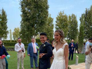 La boda de Ester y Marcelo 2