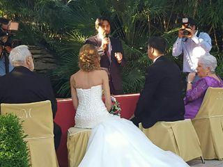 La boda de Paz y Alberto
