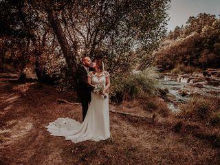 La boda de Yanira y Mariano