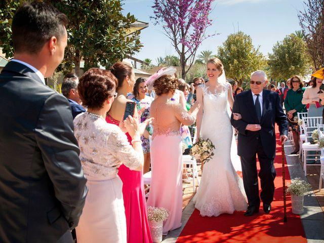 La boda de José David y Miriam en Jaén, Jaén 16