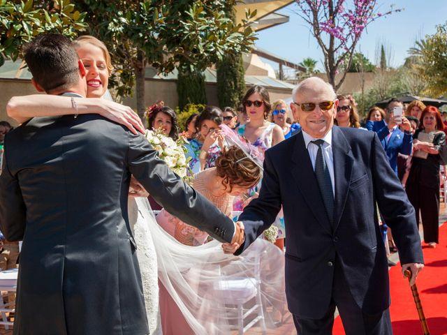 La boda de José David y Miriam en Jaén, Jaén 17