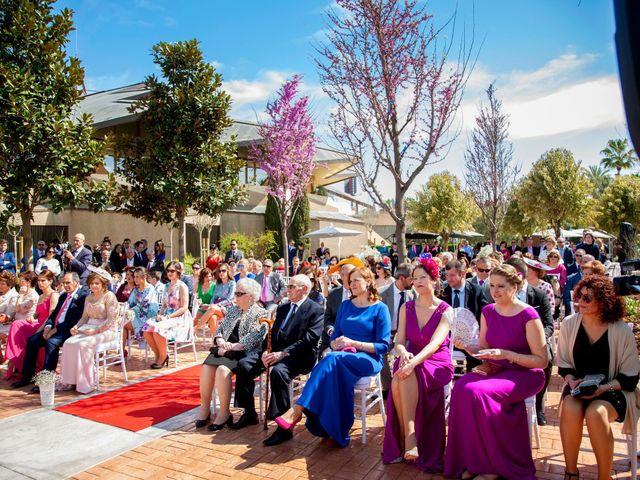 La boda de José David y Miriam en Jaén, Jaén 2