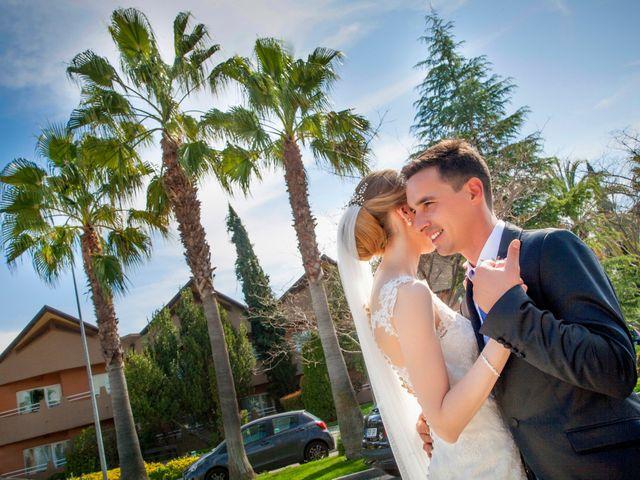 La boda de José David y Miriam en Jaén, Jaén 25