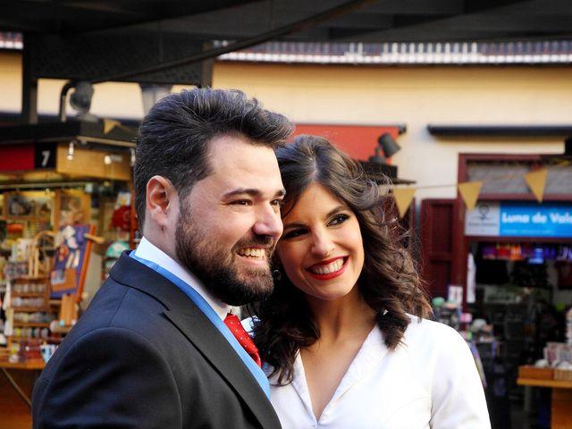 La boda de Adri y Bea en Valencia, Valencia 13