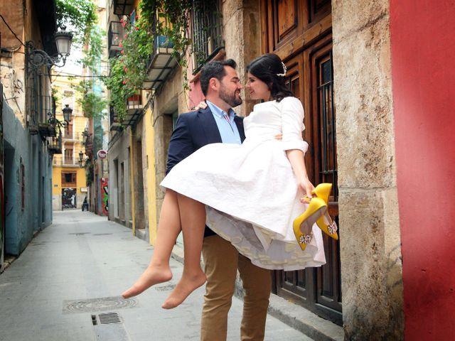La boda de Adri y Bea en Valencia, Valencia 20