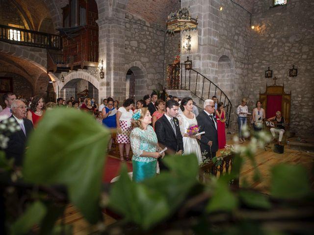 La boda de Rubén y Silvia en Jaraiz De La Vera, Cáceres 12