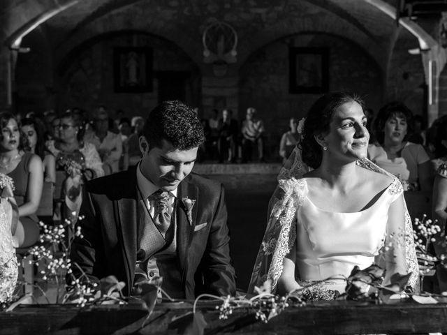 La boda de Rubén y Silvia en Jaraiz De La Vera, Cáceres 13