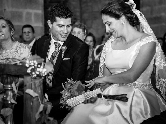La boda de Rubén y Silvia en Jaraiz De La Vera, Cáceres 14