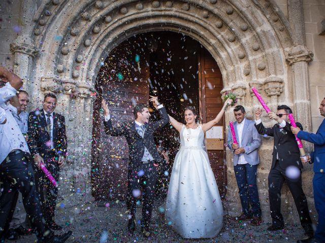 La boda de Rubén y Silvia en Jaraiz De La Vera, Cáceres 15