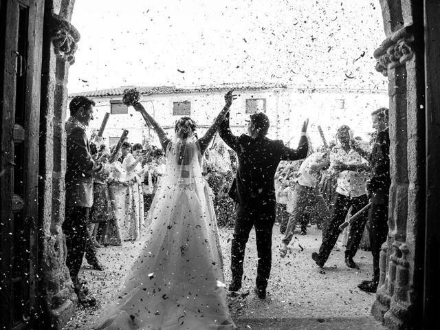 La boda de Rubén y Silvia en Jaraiz De La Vera, Cáceres 16