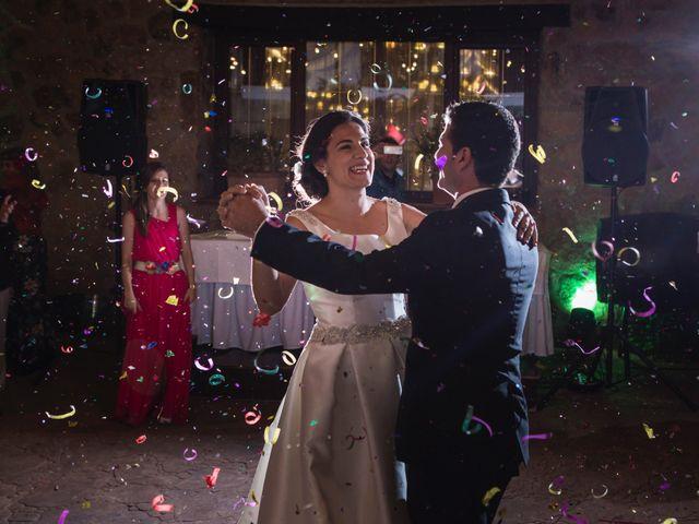 La boda de Rubén y Silvia en Jaraiz De La Vera, Cáceres 21