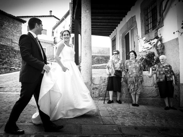 La boda de Rubén y Silvia en Jaraiz De La Vera, Cáceres 22