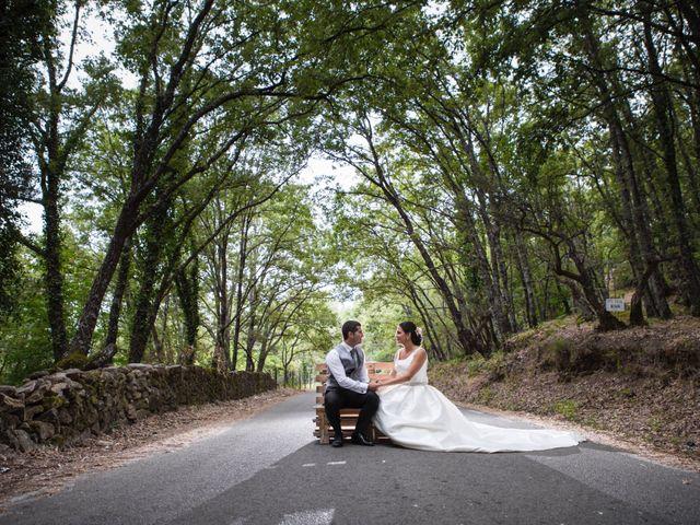 La boda de Rubén y Silvia en Jaraiz De La Vera, Cáceres 24