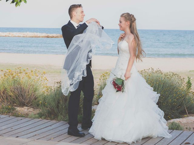 La boda de Gerson y Jessy en Cambrils, Tarragona 58