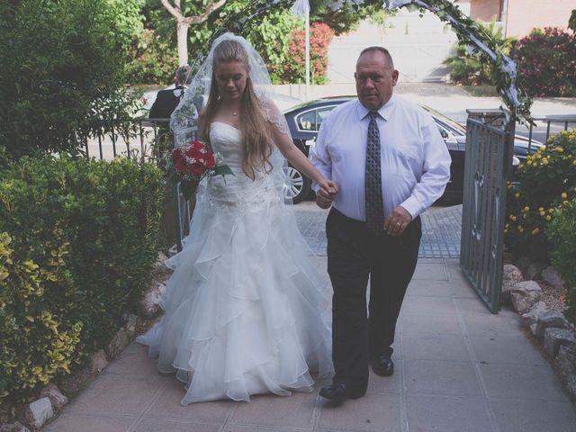 La boda de Gerson y Jessy en Cambrils, Tarragona 37