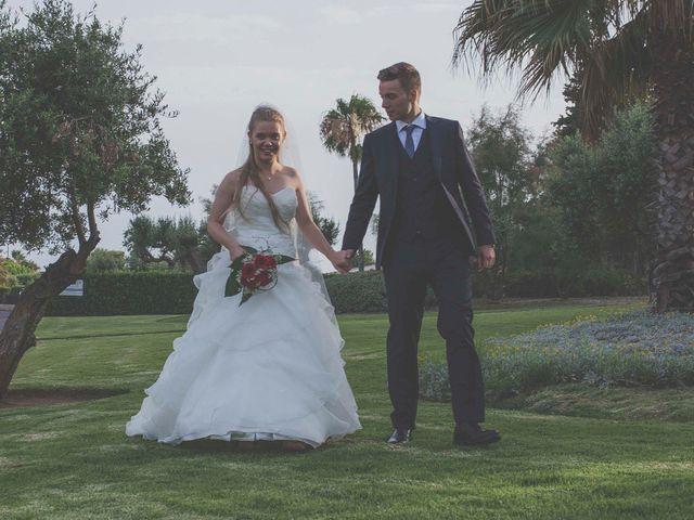 La boda de Gerson y Jessy en Cambrils, Tarragona 69