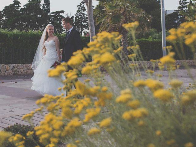 La boda de Gerson y Jessy en Cambrils, Tarragona 72