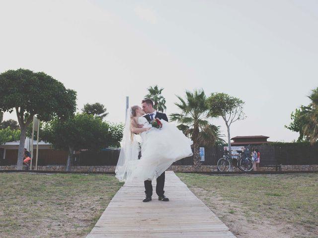 La boda de Gerson y Jessy en Cambrils, Tarragona 74