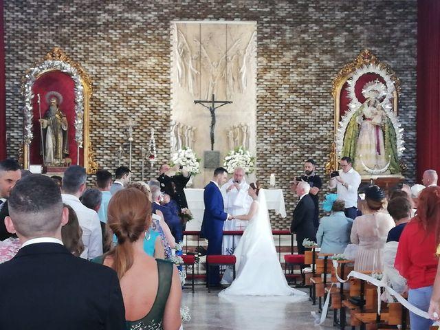 La boda de Inmaculada  y Youssef en Churriana, Málaga 6