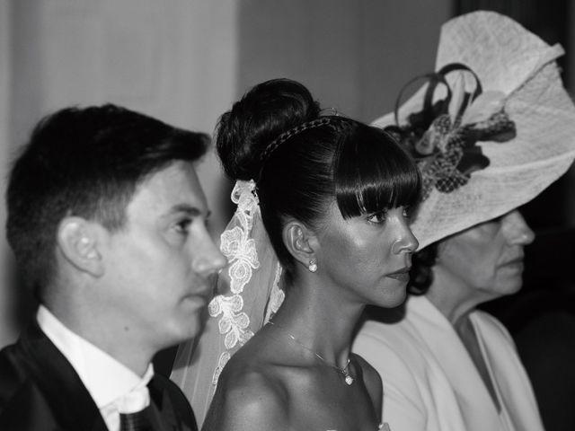 La boda de Luis Miguel y Veronica en Villarrubia De Los Ojos, Ciudad Real 11