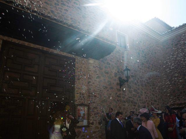 La boda de Luis Miguel y Veronica en Villarrubia De Los Ojos, Ciudad Real 14