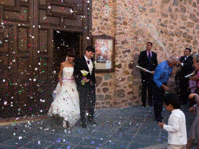 La boda de Luis Miguel y Veronica en Villarrubia De Los Ojos, Ciudad Real 15