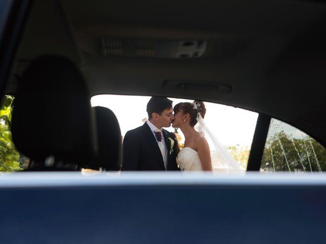 La boda de Luis Miguel y Veronica en Villarrubia De Los Ojos, Ciudad Real 17