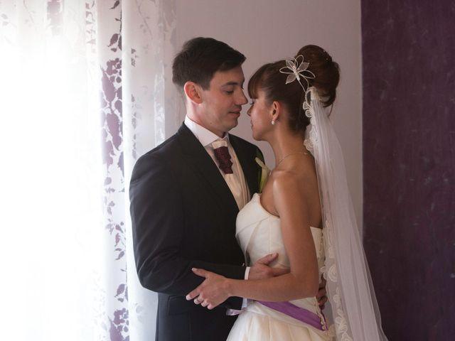 La boda de Luis Miguel y Veronica en Villarrubia De Los Ojos, Ciudad Real 19