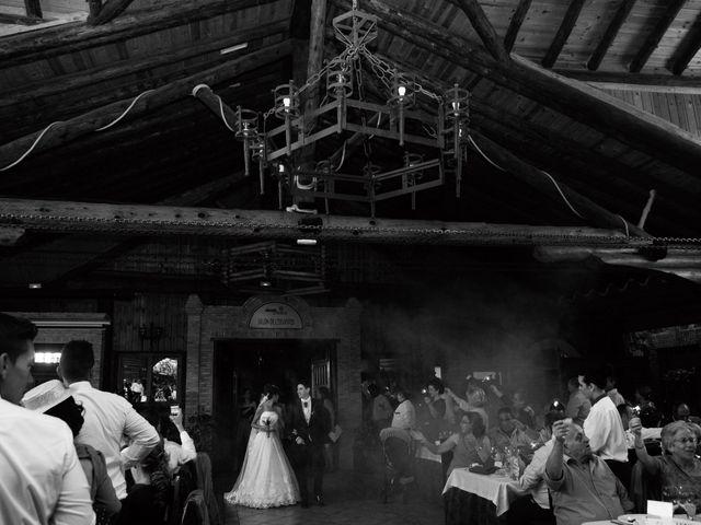 La boda de Luis Miguel y Veronica en Villarrubia De Los Ojos, Ciudad Real 23