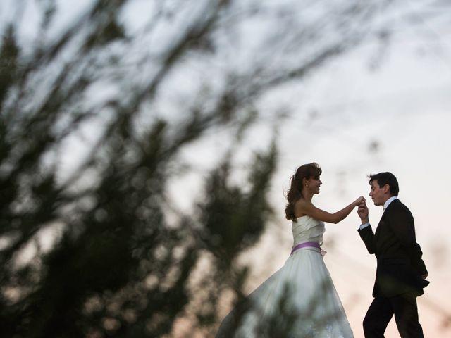 La boda de Luis Miguel y Veronica en Villarrubia De Los Ojos, Ciudad Real 31