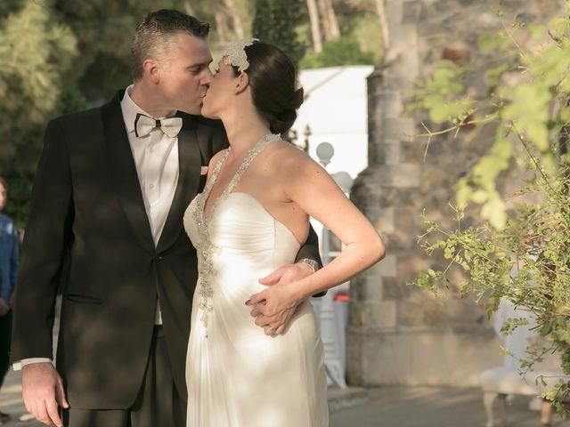 La boda de Vicky y Brett